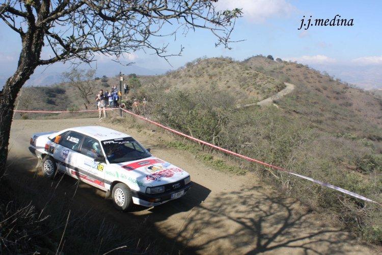 Oscar García-Manuel Melendo, Audi 200 Turbo