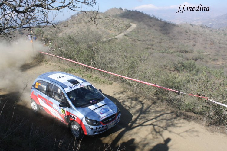 Javier Sánchez-Luis Barrios, Hyundai Getz