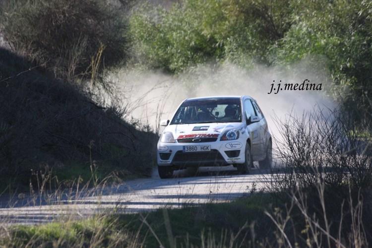 Franciso Ortiz-Juan Antonio Gil, Ford Fiesta ST