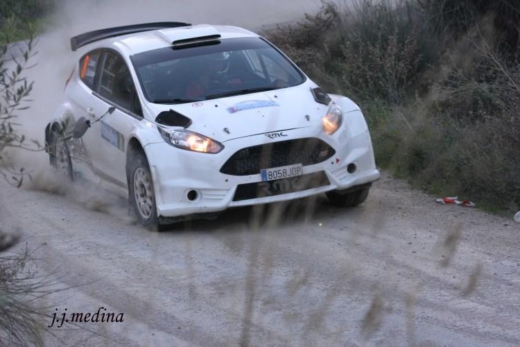 Carlos Aldecoa-Javier Goicoechea, Ford Fiesta R5