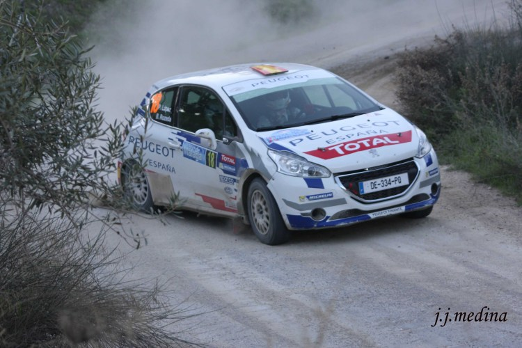 José López-Borja Rozada, Peugeot 208 Vti