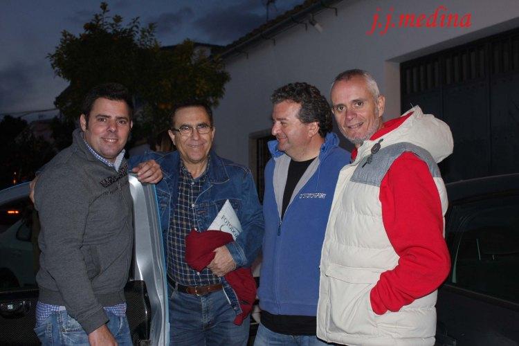 Dicimebre , campeones andaluces de rallyes en Montilla