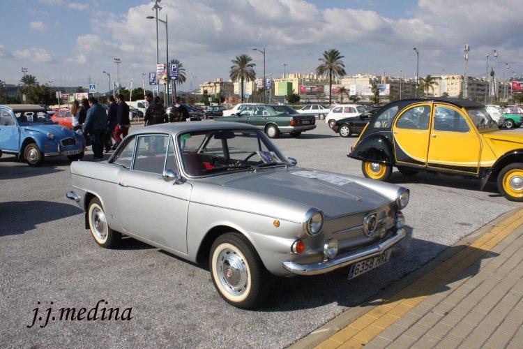 Fiat 750 Coupé Vignale