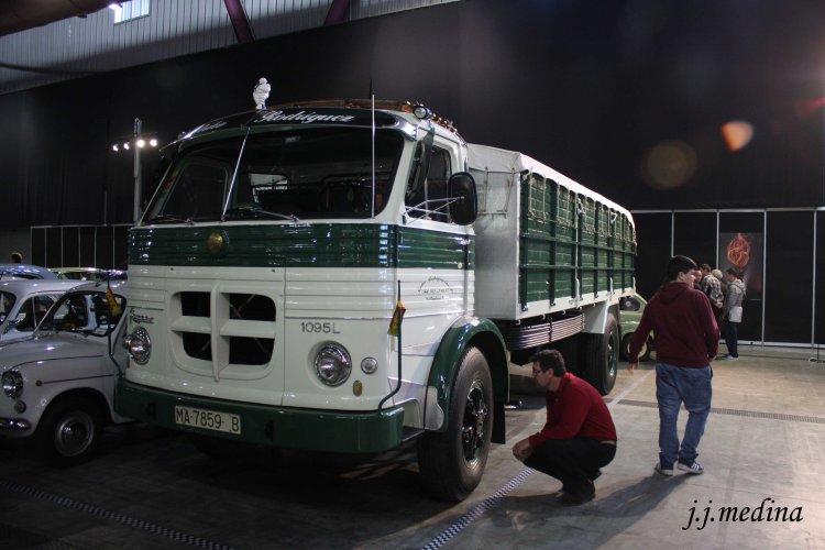 Camión Pegaso 1095 L