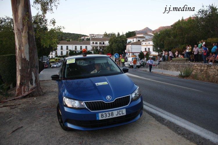 Septiembre, Rallye Sierra de Cádiz