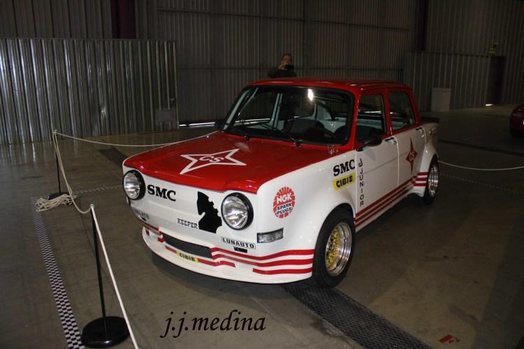 Simca Rallye SMC
