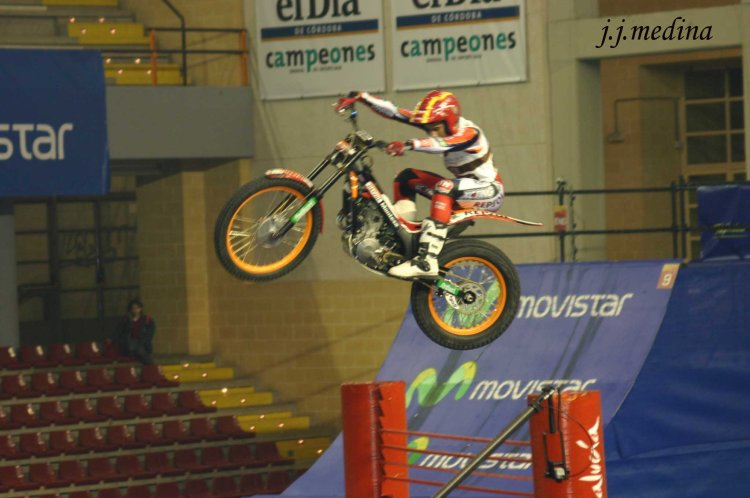 TRial indoor córdoba