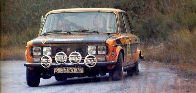 Seat 124 un hist rico de competici n la p gina de motor for Seat 1430 fu 1800