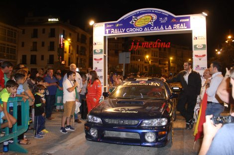 Fotocrónica I Rallycrono de Alcalá laReal