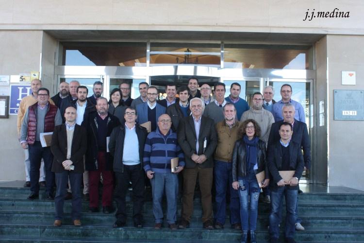 1 Enero Asamblea FAA en Antequera