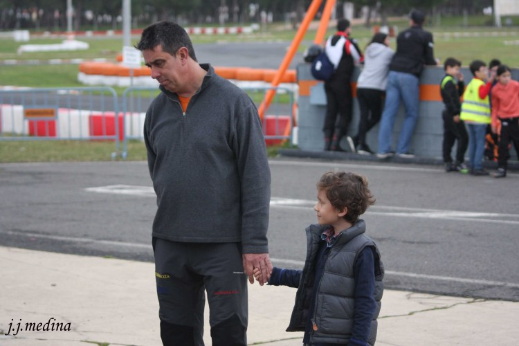2 Marzo Curro AgÚí e hijo
