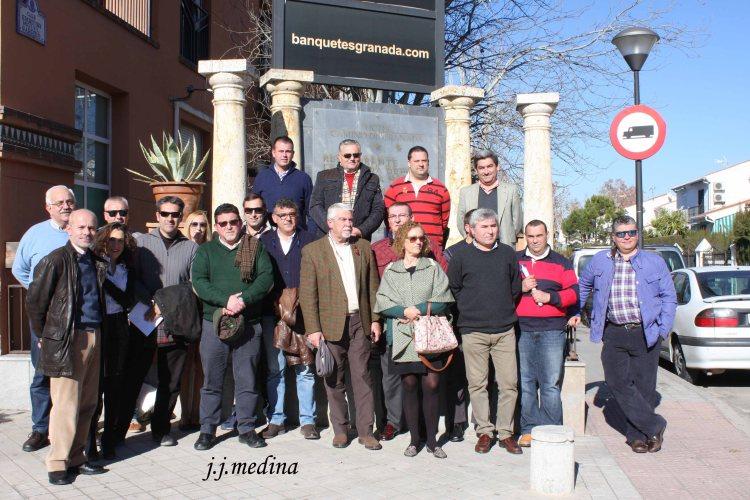 18 participantes asamblea 2014 granada copia