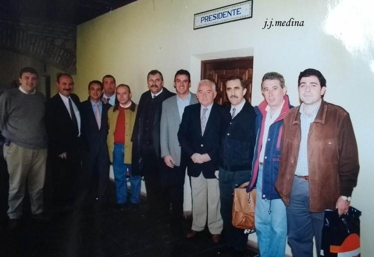 24 cordobeses en la asamblea 2000