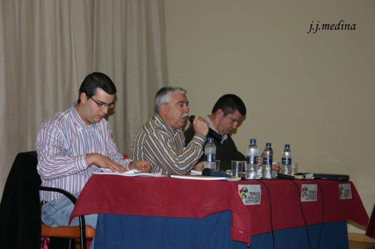 7 asamblea 2009 mesa presidencial